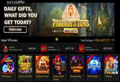 Black Diamond Casino Australia website