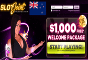 SlotJoint Casino New Zealand website