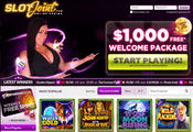NZ$1000 SlotJoint Casino sign-up bonus