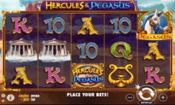 Hercules and Pegasus - Pragmatic Play slot