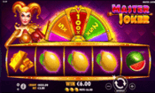 Master Joker - Pragmatic Play slot