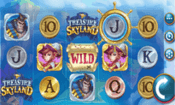Treasure Skyland - Microgaming slot