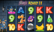 Magic Monkey II slot